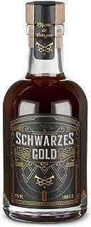 Schwarzes Gold - Coldbrew Espresso Likör I Kaffeelikör   Enthält natürliches Koffein - Espresso aus fairem Handel und biologischem Anbau I Cold Brew Coffee Liqueur