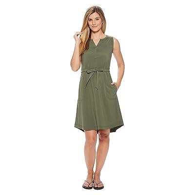 Royal Robbins Spotless Traveler Tank Dress (Bayleaf) Women