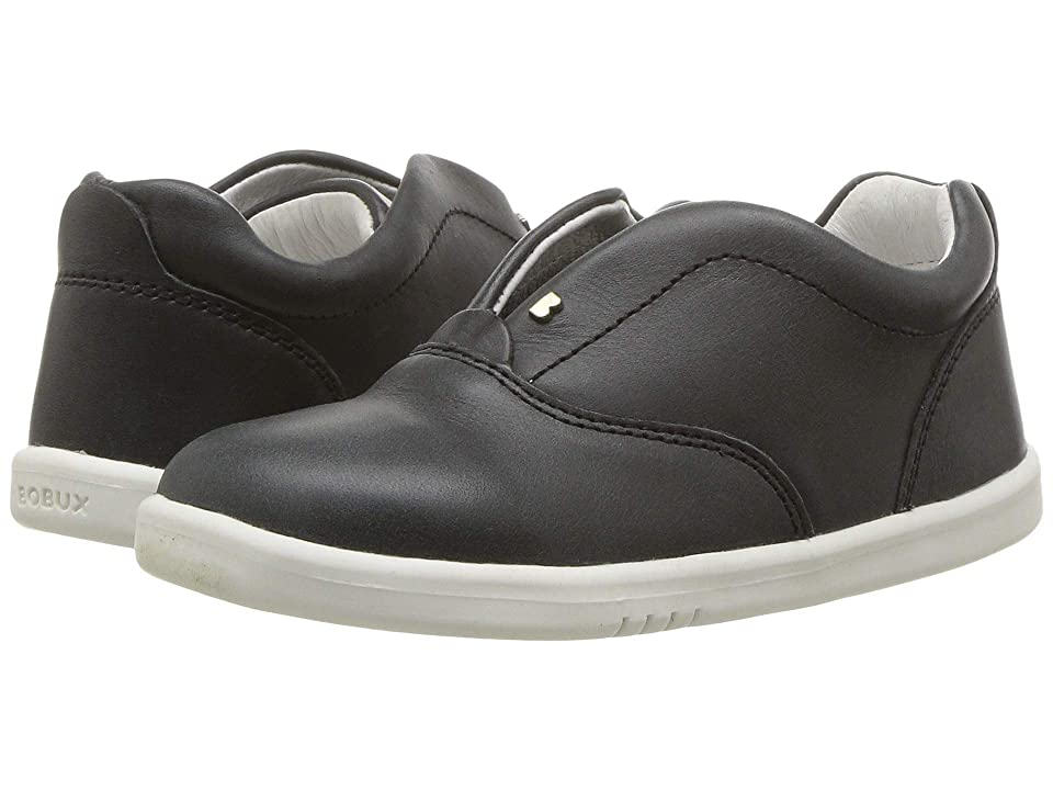 Bobux Kids I-Walk Duke (Toddler) (Black Ash) Kid