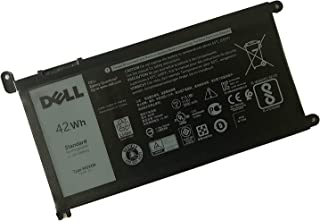 DELL WDX0R Notebook Battery 11.4V 42WH for Dell Inspiron 5368 5378 5379 5565 5567 5568 5570 5578 5579 5765 5767 7368 7378 ...
