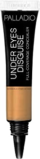 Palladio Under Eyes Disguise Full Coverage Concealer, Frappe, 0.35 Ounce