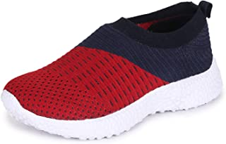 TRASE TWD Frosty Knitting Kids Sports Shoes for Boys