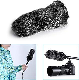 Neewer NW-MIC-121 Outdoor Microphone Furry Windscreen Muff for MIC-01 MIC108 MIC-121..
