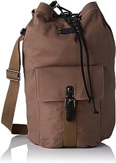 Le Tanneur - Jack Tjac2730, Shoppers y bolsos de hombro Hombre, Beige (Gris Argile), 26x45x26 cm (W x H L)