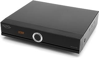 Xoro HRK 7672 HDD Cable Alta Definición Total Negro TV Set-Top Boxes - Reproductor/sintonizador (Cable, DVB-C, 1920 x 1080...