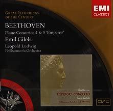 Piano Concertos Nos 4 & 5 Emperor