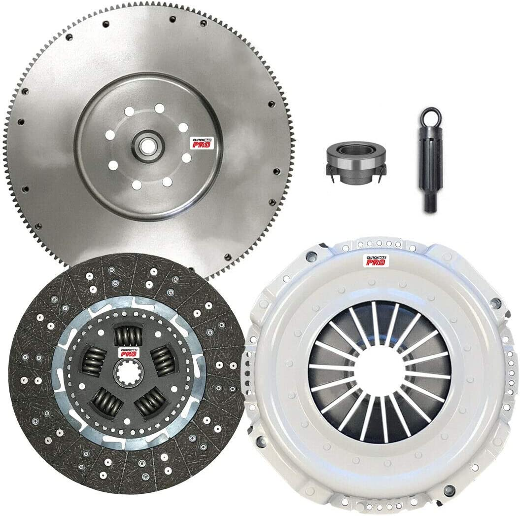 ClutchMax Performance Stage 2 Clutch 40% 70% OFF Outlet OFF Cheap Sale w Flywheel Kit Compatible