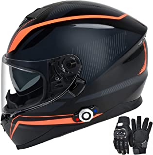 Best snowmobile helmets with built in bluetooth Reviews