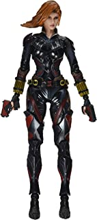 Square Enix Marvel Universe Variant Play Arts Kai Black Widow Action Figure