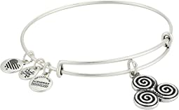 Alex and Ani - Triskelion Bangle