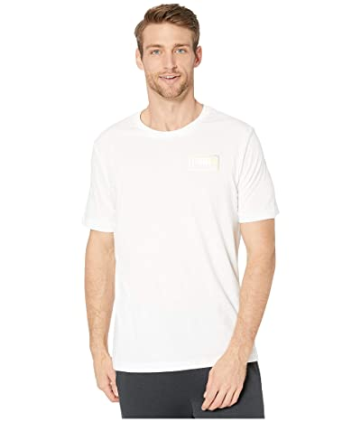 PUMA Holiday Pack Graphic Tee (White) Men