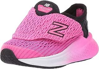 New Balance Fast V1, Fresh Foam, Velcro Zapatillas de Correr para Niñas