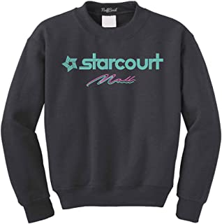 NuffSaid Hawkins Starcourt Mall Crewneck Sweatshirt - Unisex AV Club Crew