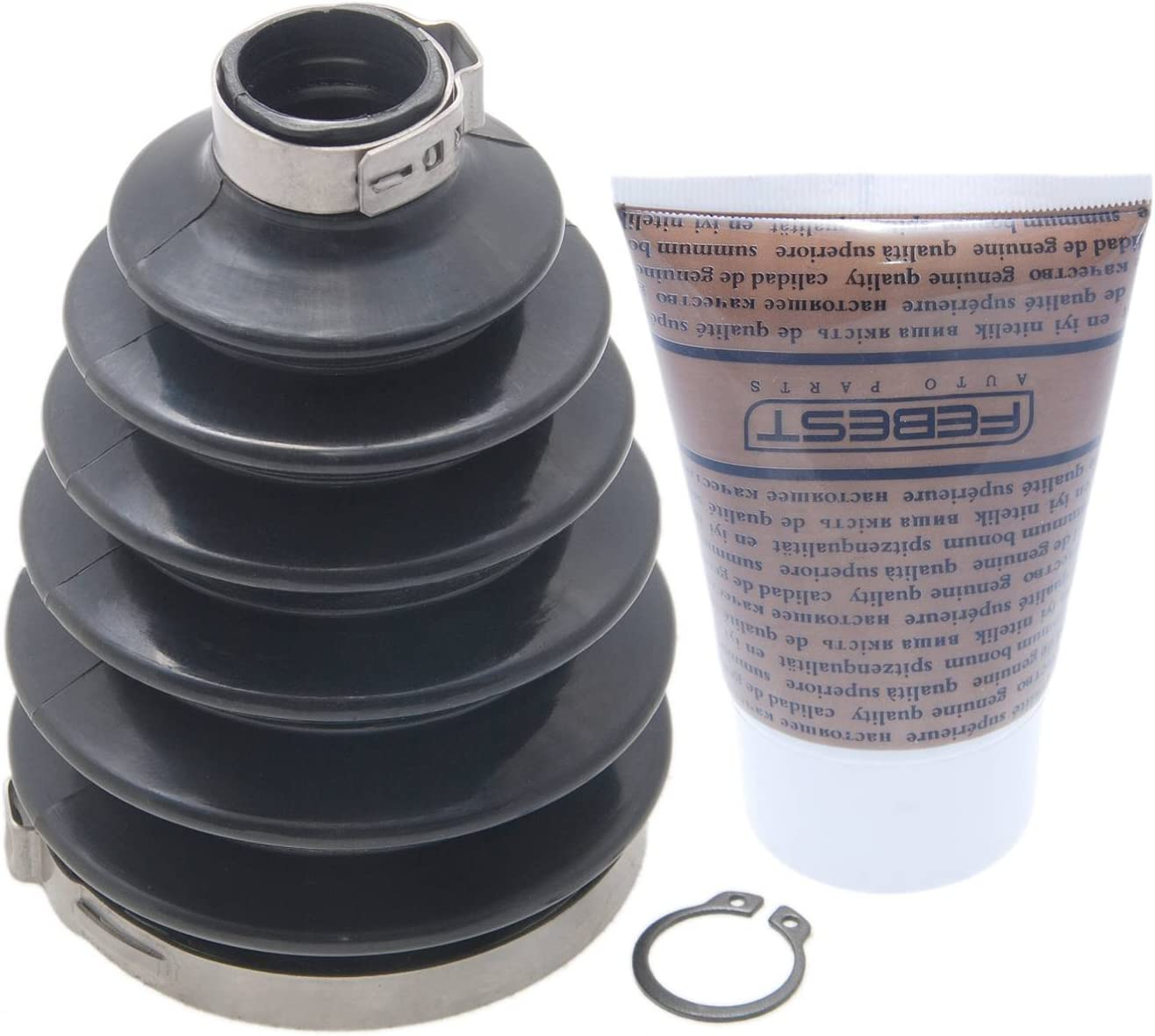 Mn156835 - Outer Cv Joint Luxury Boot 5X116X23 Shipping included 7 Kit Fo 77