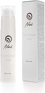 Nuvò 60% BAVA DI LUMACA Crema viso H24 con Acido ialuronico Collagene Marino Aloe Vitamina C-E Cellule fresche di kiwi Idr...