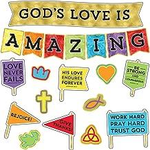 God's Love Is Amazing Bulletin Board Set