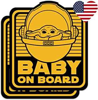 Baby Up In This B Sticker