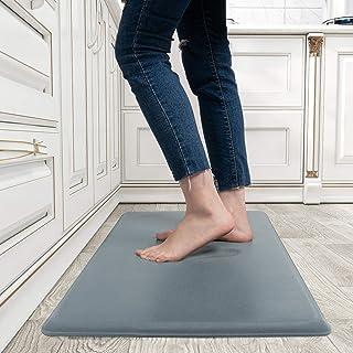 Stehmatte Anti Müdigkeit Matten zum Stehen der Küchenspüle, 1,27 cm dick