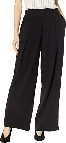560ddb9d20 Michael Stars Double Gauze Smocked Wide Leg Pant at Zappos.com