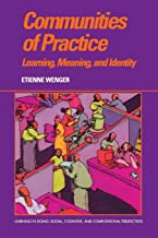 communities of practice learning meaning and identity