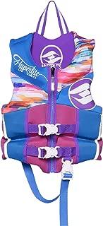 Hyperlite Pro V Child Life Jacket, Blue/Purple