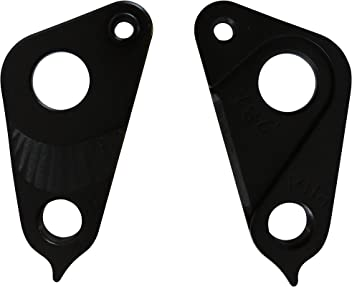 Forest Byke Company Specialized Bicycle Derailleur Hanger 12 with Mounting Bolts CNC Version
