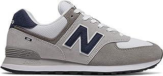 New Balance 574v2, Sneaker Uomo, Grigio (Grey/White Eag), 51 EU