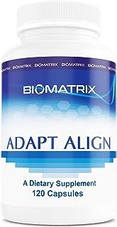 Adapt Align (120 Capsules) - Ashwagandha Alternative, Adaptogen Formula to Support Adrenal Glandsand Reduce Impacts of St...
