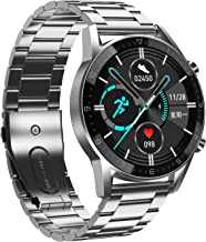 PADY-Wearable Technology DT NO.1 DT92 Smart Watch 1.3 Inch Color Screen Men Bluetooth Call IP68 Waterproof Heart Rate Bloo...