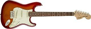 Squier by Fender Standard Stratocaster Electric Guitar - Laurel Fingerboard - Cherry Sunburst