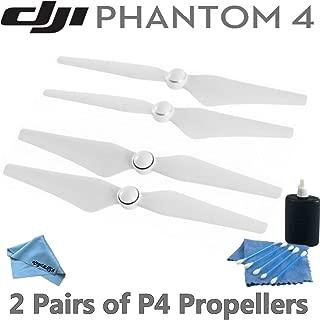 DJI Phantom 4 Propeller Package: Includes 2 Pairs of DJI 945