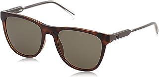 097bfc20dd5 Tommy Hilfiger Plastic Frame Brown Lens Men s Sunglasses TH1440S0D61705419