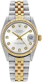 Rolex Datejust Automatic-self-Wind Male Watch 78273 (Certified Pre-Owned)