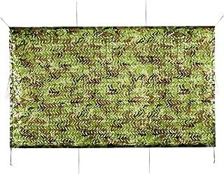 GWELL Camonet Camouflage Net Woodland Bundeswehr - Red de