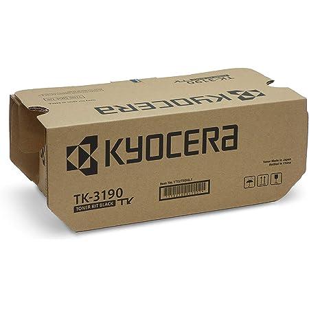 Kyocera Tk 3190 Schwarz Inkl Resttonerbehälter Original Toner Kartusche 1t02t60nl1 Kompatibel Für Ecosys M3655idn M3660idn P3055dn P3060dn Bürobedarf Schreibwaren