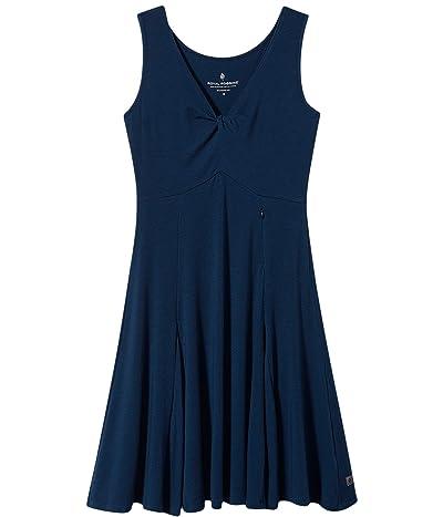 Royal Robbins Essential Tencel Dress (Deep Blue) Women