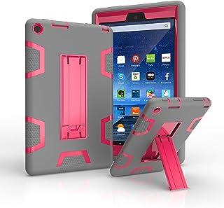 AMAZON Kindle Paperwhite カバー ケース スタンド機能 マグネット機能搭載カバー オートスリープ 電子書籍リーダー保護ケース 2019120916102 (Amazon Kindle Fire 8 inch,12)