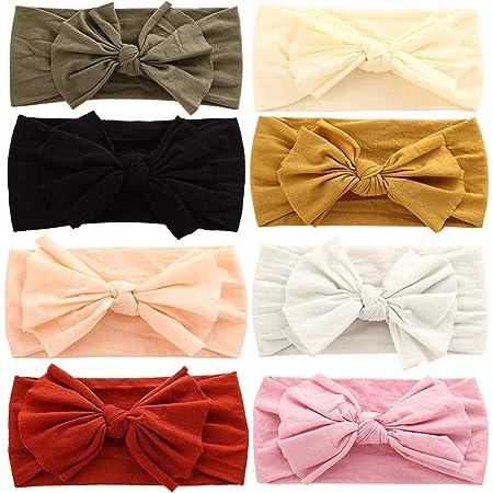 baby preteen. hair accessories nylon headband Cherry headwrap,Headband bows girl toddlers newborn
