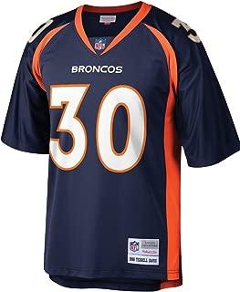 Mitchell & Ness Denver Broncos Terrell Davis 1998 Throwback Replica Jersey