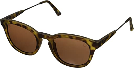 Matte Spotted Tort/M Brown