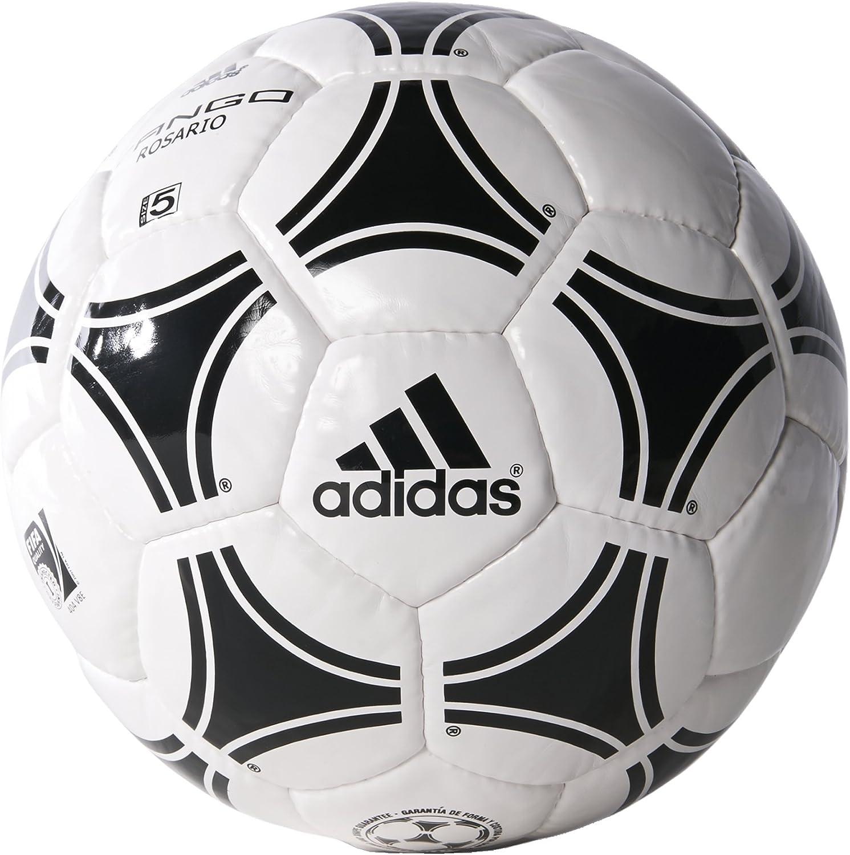 Absoluto Sinceramente peor  Amazon.com : adidas Tango Rosario Soccer Ball (656927) : Clothing