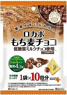 正栄 10パック ロカボ もち麦チョコ 100g(10gx10P)×12袋