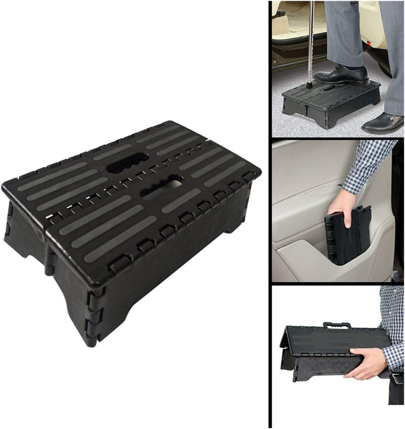 Wtsup service trust Folding Step Stool Super One Adults Foot Strong