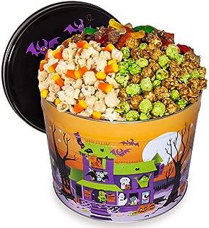 GourmetGiftBaskets.com Goblin's Grub Popcorn Tin