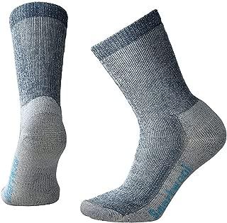 Hiking Crew Socks - Women's Medium Cushioned Wool Performance Sock