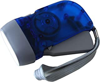 Cartec 2200227 - Linterna con dinamo (3 LED)