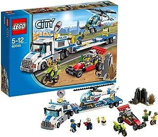 LEGO 60049 City Helicopter Transporter