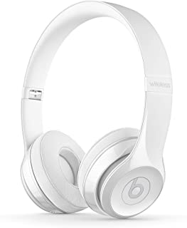 Beats Solo3 Wireless On-Ear Headphone - Gloss White (190198084453)