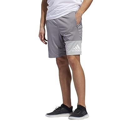 adidas 9 4Kraft Geo Shorts (Grey Three F17) Men