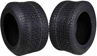 MASSFX 22x9.5-12 Lawn Mower Tire 20x9.5 Tractor Mower 2 Pack Tire 22x9.5x12 Lawn & Garden